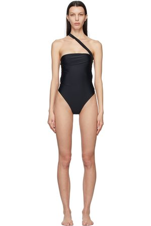 Jade Swim Halo One-Piece Swimsuit