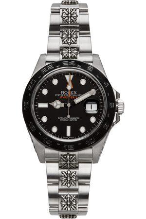 MAD Paris Silver Customized Rolex Lys Explorer II Watch