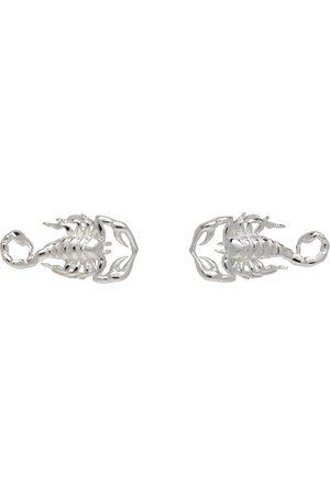 Stolen Girlfriends Club Micro Scorpion Stud Earrings