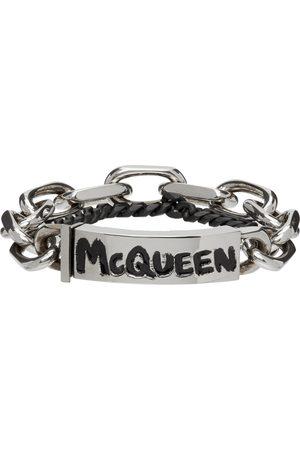 Alexander McQueen Silver Gaff Bracelet