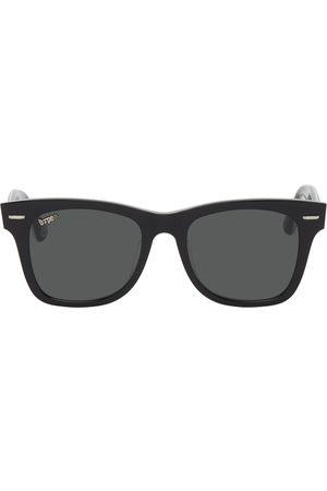 BAPE Black & Grey BS13012 Sunglasses