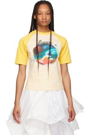 Loewe Yellow Paula's Ibiza Landscape T-Shirt