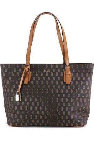 ALVIERO MARTINI 1A CLASSE Donna Shopper e tote - Shopping Monogram B002 9614 500 Dark Brown