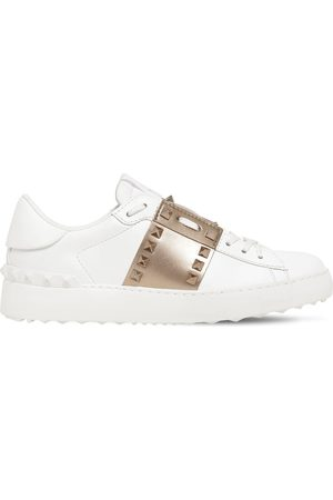 "VALENTINO GARAVANI Sneakers ""untitled"" In Pelle 20mm"