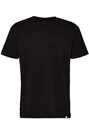 PUMA T-shirt girocollo in cotone a maniche corte da uomo, , L, Label: L