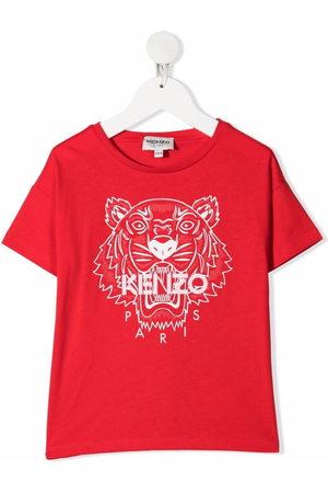 Kenzo Bambino T-shirt - T-shirt a girocollo