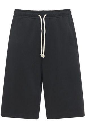 Gucci Uomo Pantaloncini - Shorts In Techno Jersey