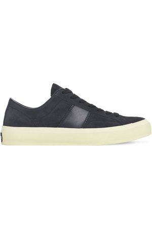 "Tom Ford Uomo Sneakers - Sneakers ""cambridge"" In Camoscio"