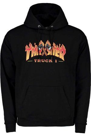 Thrasher Uomo Felpe - FELPA CON CAPPUCCIO TRUCK 1
