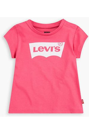 Levi's Teenager Batwing Tee / Tea Tree Pink