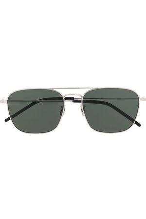 Saint Laurent Eyewear Uomo Occhiali da sole - Occhiali da sole modello aviator 309
