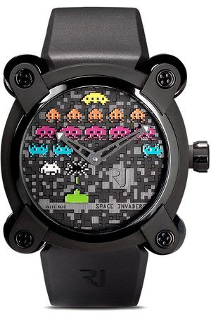Rj Watches Orologio Moon Invader Space Invaders Pop 46mm