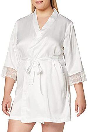 IRIS & LILLY Marchio Amazon - Kimono Satinato Donna, ., M, Label: M