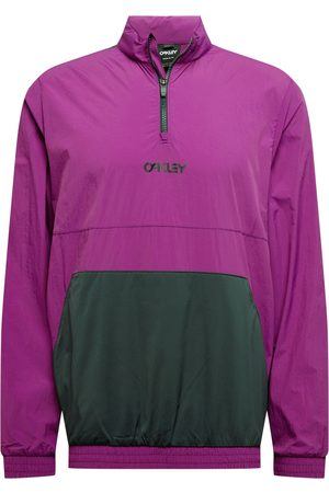 Oakley Giacca sportiva lilla scuro /