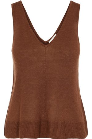 OBJECT Top in maglia 'Angie