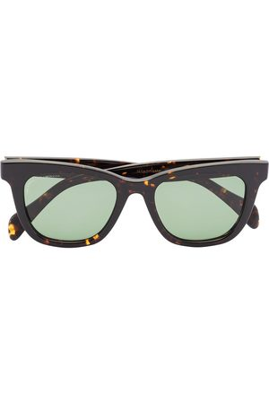 VISVIM Uomo Occhiali da sole - Viator Roadmaster square-frame sunglasses