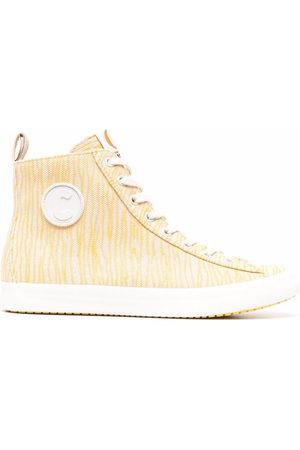Camper Donna Sneakers - Sneakers alte con stampa - Toni neutri