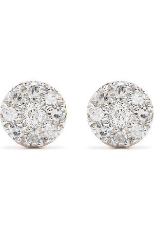 DJULA Orecchini Target in 18kt con diamanti