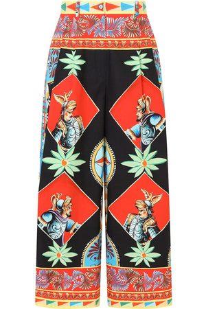 Dolce & Gabbana Pantaloni a palazzo