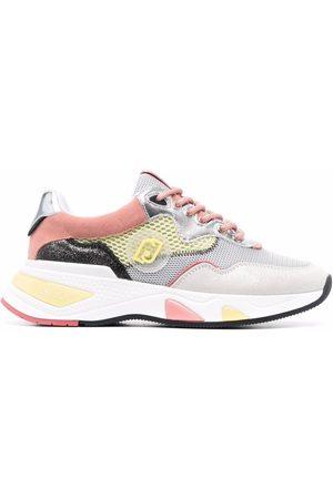 Liu Jo Donna Sneakers - Sneakers con design color-block - Toni neutri