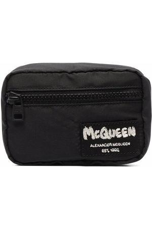 Alexander McQueen Portafoglio mini McQueen Tag