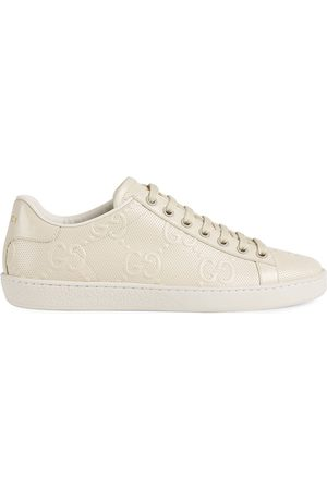 Gucci Sneakers Ace GG goffrate