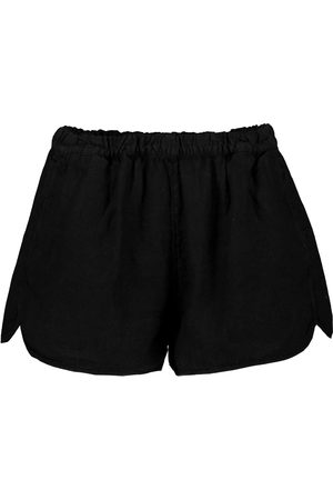 40WEFT Donna Pantaloncini - SHORT IN LINO GILLY DONNA