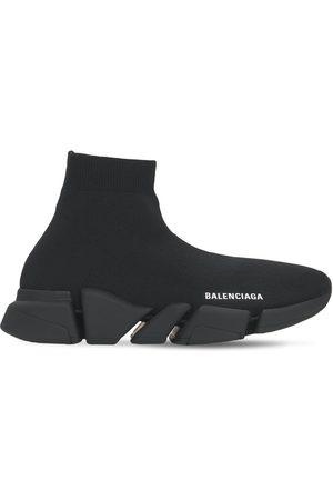 "Balenciaga Sneakers ""speed 2.0 Lt"" In Maglia 30mm"