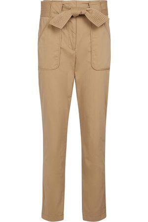 VERONICA BEARD Donna Slim & Skinny - Pantaloni slim Mahary a vita alta