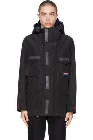Burberry Reflective Trim Technical Parka