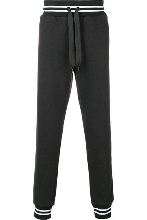 Dolce & Gabbana Uomo Joggers - Joggers con polsini elasticizzati