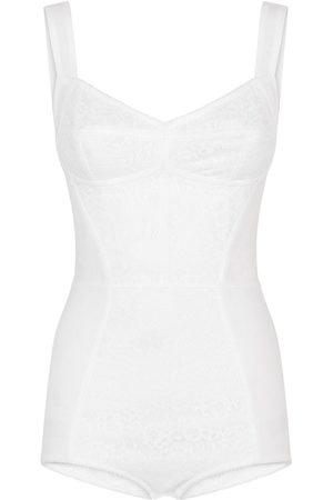 Dolce & Gabbana Donna Corsetti - Body con corsetto
