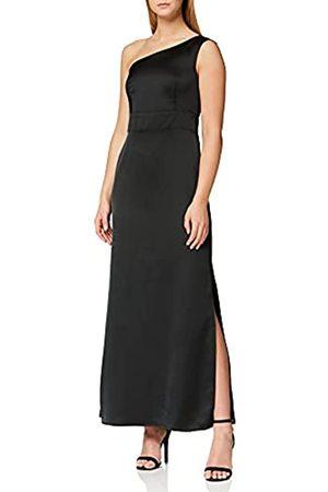 TRUTH & FABLE Donna Vestiti lunghi - Marchio Amazon - Maxi Dress Senza Spalline Donna, , 40, Label: XS