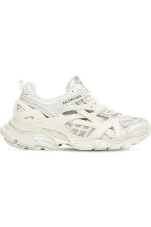 "Balenciaga Sneakers ""open Track"" In Ecopelle 30mm"