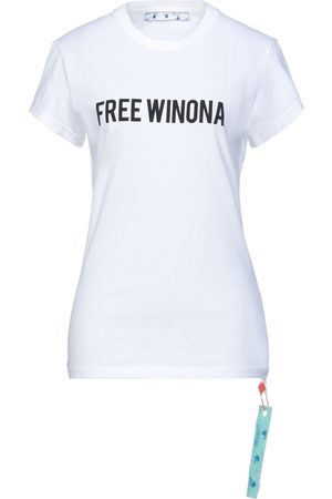 OFF-WHITE Donna T-shirt - TOPWEAR - T-shirts