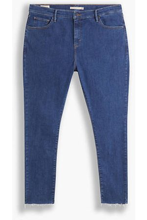 Levi's Donna Skinny - 720™ High Rise Super Skinny Jeans (Plus) Light Indigo / Echo Stonewash