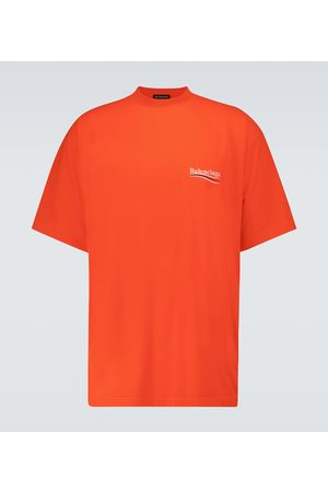 Balenciaga T-shirt Political Campaign