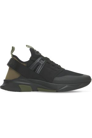 "Tom Ford Sneakers ""jago"" In Mesh Di Nylon"