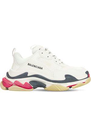"""Balenciaga Sneakers """"triple S"""" In Ecopelle 60mm"""