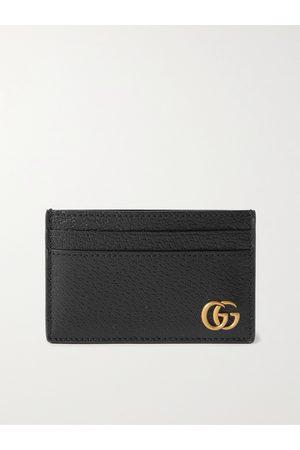 GUCCI Uomo Portafogli e portamonete - GG Marmont Full-Grain Leather Cardholder