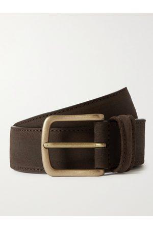 Anderson's 3.5cm Nubuck Belt