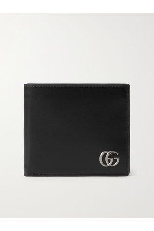 Gucci Uomo Portafogli e portamonete - GG Marmont Leather Billfold Wallet