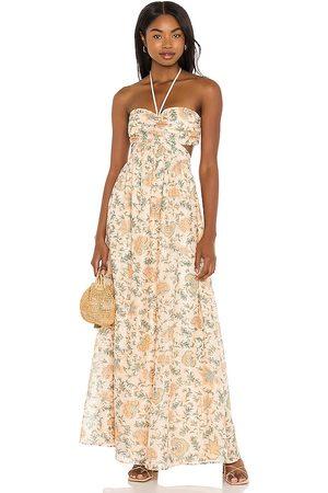 House of Harlow Donna Vestiti lunghi - X Sofia Richie Yasmina Maxi Dress in - Peach. Size L (also in XL).