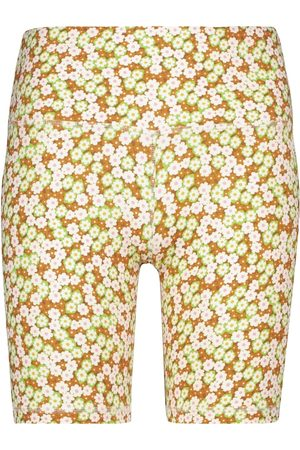 Tory Sport Shorts a vita alta con stampa floreale