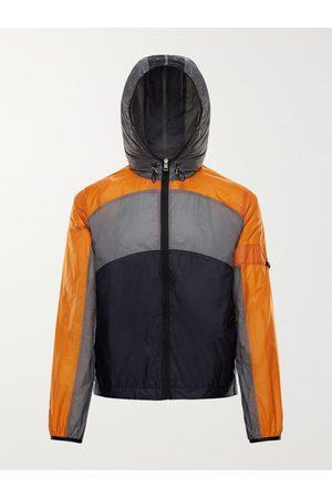 MONCLER GENIUS Uomo Giacche estive - 5 Moncler Craig Green Clonophis Colour-Block Ripstop Hooded Jacket