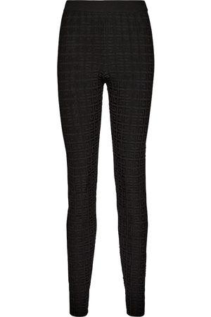 Givenchy Donna Leggings & Treggings - Leggings in jacquard