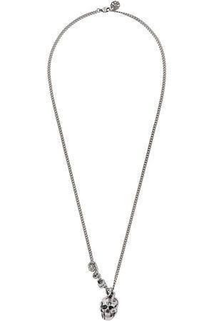 Alexander McQueen Uomo Collane - Collana con pendente