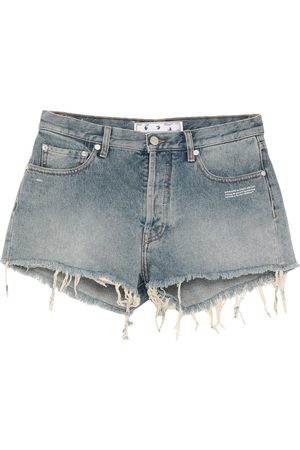 OFF-WHITE JEANS - Shorts jeans