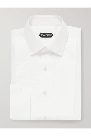 Tom Ford Uomo Abiti eleganti - Bib-Front Cotton Tuxedo Shirt