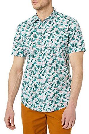 Amazon Slim-Fit Short-Sleeve Print Shirt Athletic-Shirts, , XXL